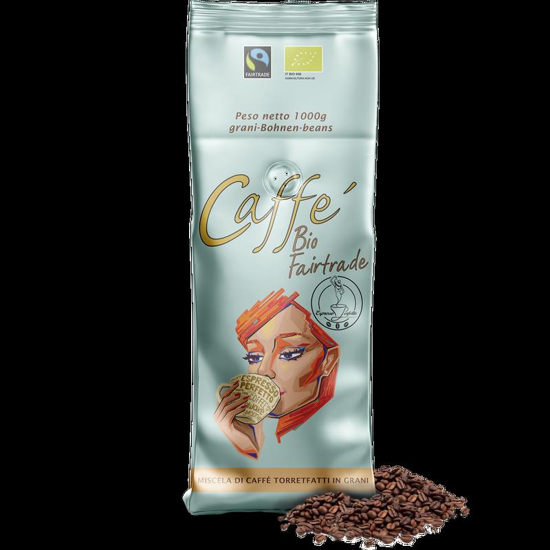 Espresso Perfetto Bio/Fairtrade 1000g
