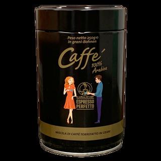 Espresso Perfetto 100% Arabica 250g Bohnen