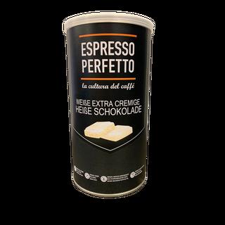 Espresso Perfetto Weiße Trinkschokolade 1000g