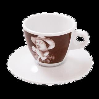 "Lucaffe Espresso Tasse ""DER PATE"""