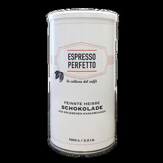 Espresso Perfetto Trinkschokolade 1000g