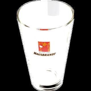 Latte Macchiato-Glas von Hausbrandt