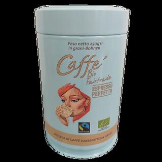 Espresso Perfetto Bio/ Fairtrade 250g Bohnen
